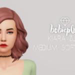 delight;medium soft wavy by kiara zurk