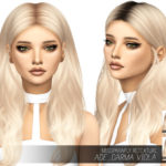 MISSPARAPLY | [TS4] Ade_Darma Viola: Solids & Dark Roots 64…