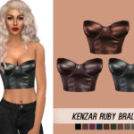 Kenzar — Kenzar-Ruby-Bralet 9 swatches HQ Hope you like it…