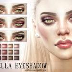 Pralinesims' Stella Eyeshadow N27