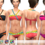 ekinege's Swimwear 4 – Set14