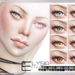 Pralinesims' Elysia Eyes N86