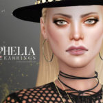Pralinesims' Ophelia Earrings