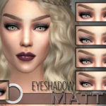 Pinkzombiecupcakes' PZC_Matte Mineral Eyeshadow