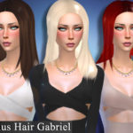 Genius666's Genius Hair Gabriel
