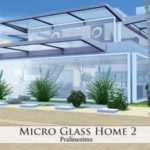 Pralinesims' Micro Glass Home 2