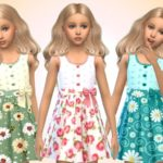 SweetDreamsZzzzz's Girls Summer Dresses