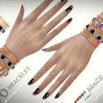 S-Club LL ts4 bracelet N06