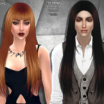SintikliaSims' Sintiklia – Hairset 40 Raphael