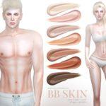 Pralinesims' PS BB Skin