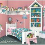 Severinka_'s Kids bedroom 'Spring Birds'