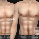 S-Club WM thesims4 Body hair 01