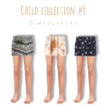 Child collection #8 – Sims4Luxury