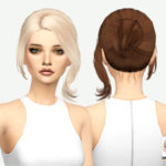 MISSPARAPLY | [TS4] MAYSIMS 173 F: SOLIDS 64 colors Custom…