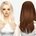MISSPARAPLY | [TS4] HALLOWSIMS NEWSEA GISELE: SOLIDS 64 colors …