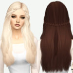 MISSPARAPLY | [TS4] HALLOWSIMS CAZY'S NORTHERN STAR: SOLIDS 64…