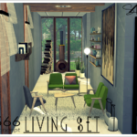 366 Concept Living Set Part I (new meshes)