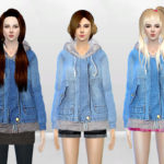 McLayneSims' Big Yuki Onna Jacket