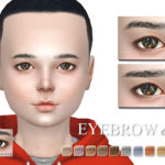S-Club WM thesims4 EyebrowsCB 05