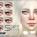 Pralinesims' Soft Eyes N85