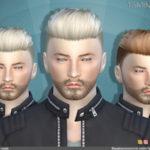 TsminhSims' JAY | Hairstyle 9