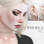 Pralinesims' Piercing Set N03