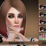 IzzieMcFire's IMF Mystica Eyeshadow N.14