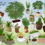 SIMcredible!'s Gardening Foyer – Plants