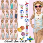 Accessory Swimsuits for Girls – Part 1