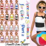 Accessory Swimsuits for Girls – Part 2