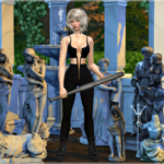 Jennisims: Downloads sims 4:Statues Collection Vol 23 (8 items)