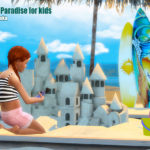 Island Paradise for kids