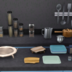 Brazen Lotus · Clutter Your Kitchen Set #3