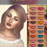 My Happy Ending — AMUMA LIPSTICK KIT Hi! I made a new, matte…