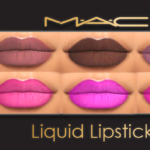 LIP LAND Liquid Lipsticks by MAC  10 beautiful… – Cosimetics
