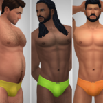 All The Random – Another piece of underwear/swimwear for your male…