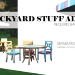 Phyre's Simblr • Backyard Stuff Add-On Cringing every time you are…