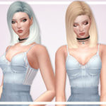 Neutral Supply Hair retexture No. 2!