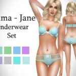 taraab's Emma – Jane Underwear Set