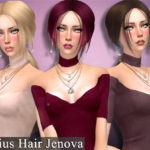 Genius666's Genius Hair Jenova