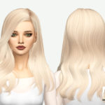 MISSPARAPLY | [TS4] HALLOWSIMS NEWSEA SHAINE: SOLIDS Hair…