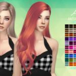 Aveira's Sims 4, Anto Kashmir – Retexture 70 Colors + 20 Ombres …