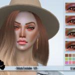IzzieMcFire's IMF Delicata Eyeshadow N.18