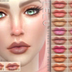 Screaming Mustard's [ Lelu ] – Natural Lip Colouring