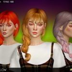 JAKEASims' JAKEA – H004 – MELLOW (Female Hair Set)