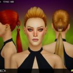 JAKEASims' JAKEA – H005 – POISON (Female Hair)