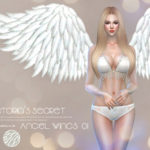 S-Club LL ts4 Angel wings 01