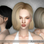 TsminhSims' Katheryn (Hair 19 Set)