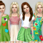 lillka's Designer Dresses Collection P36