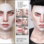Pralinesims' Skin Detail Kit N07